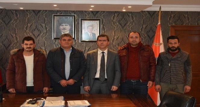 Gazeteciler Cemiyeti kurumları ziyaret etti