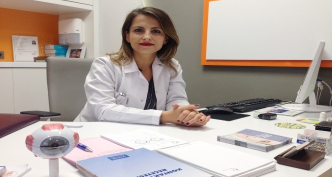 Göz Hastalıkları Uzmanı Opr. Dr. Hülya Deveci: