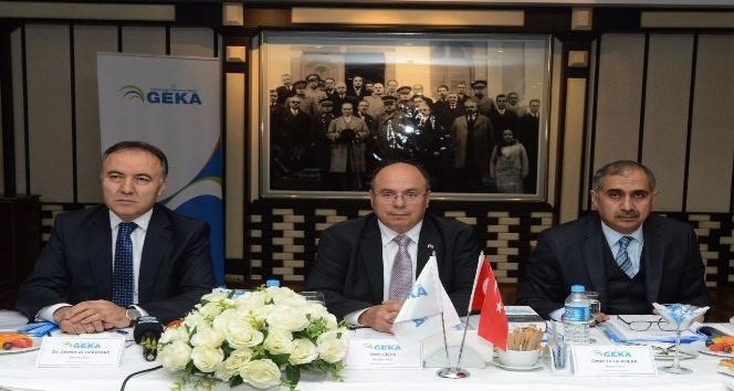 GEKA 89. yönetim kurulu toplantısı  gerçekleştirildi