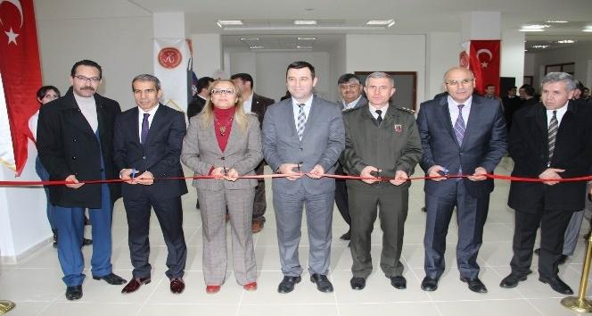 NEÜ Eğitim Fakültesi 'H Blok' hizmete açıldı