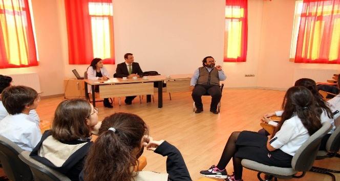 Özel Sanko Liselerinde GİGLA eğitimi