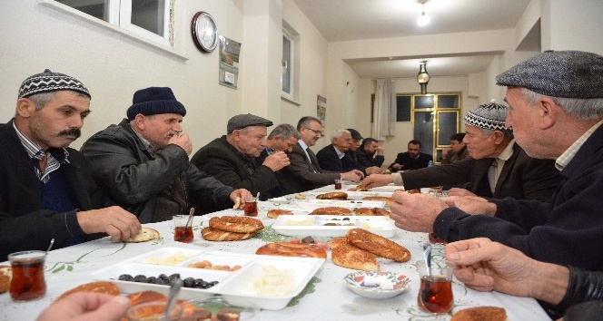 """Karacabey'de """"Halil İbrahim Sofrası"""""""