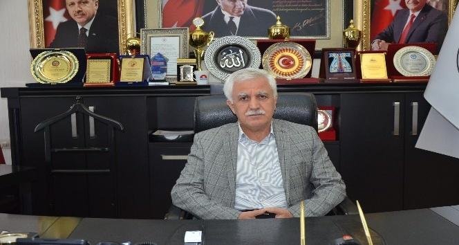 Başkan Toprak'tan Adana'ya taziye mesajı