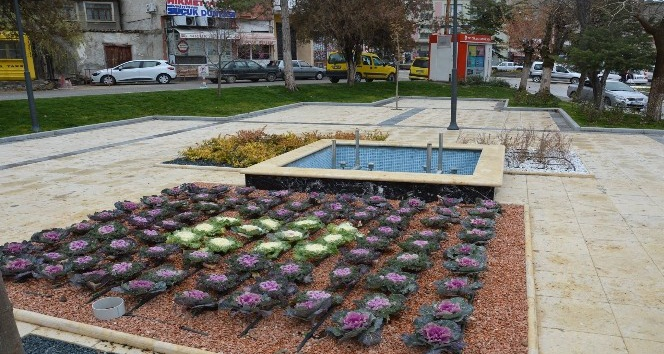 Sivrihisar'a modern aile çay bahçesi