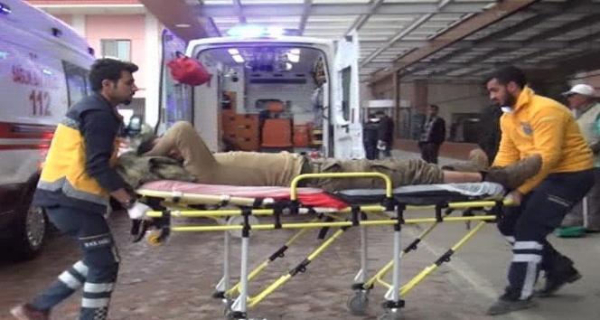 El Bab operasyonunda 4 Türk askeri yaralandı