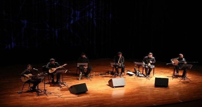 SAÜ'de 'Aşığın Sözü' konseri düzenlendi