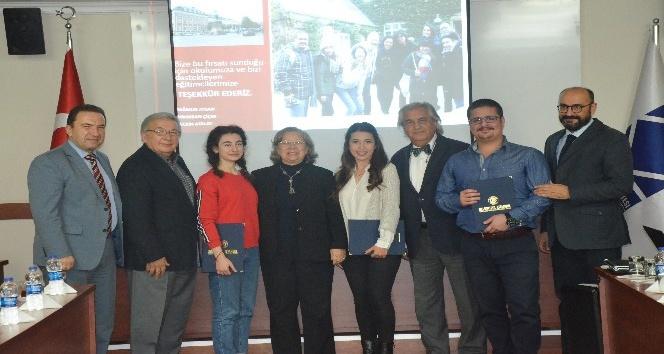 İstanbul Aydın Üniversitesi öğrencilerinden bir uluslararası başarı daha