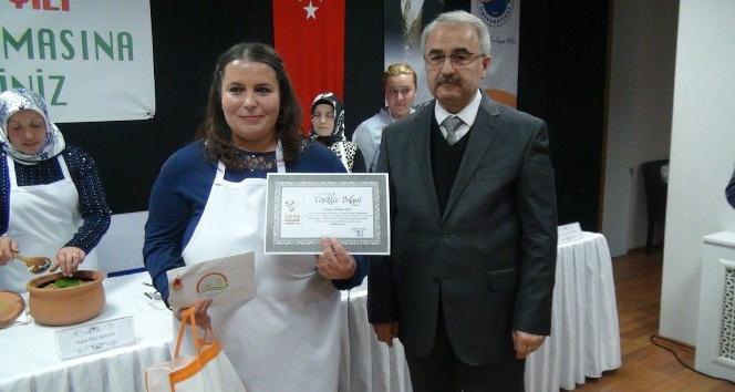 Sinop'ta yemek yarışması