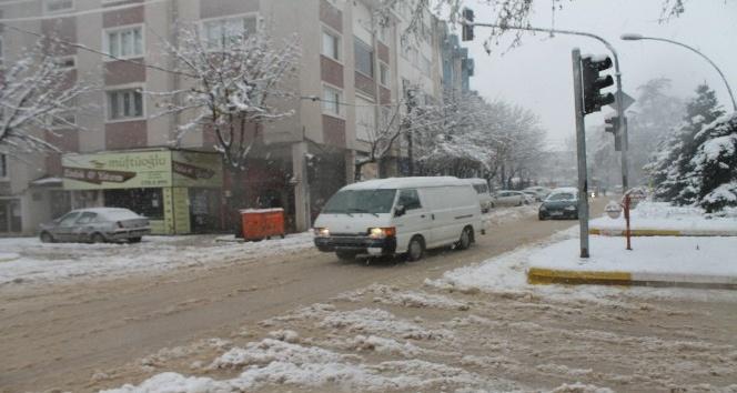 Yenişehir kışa hazır
