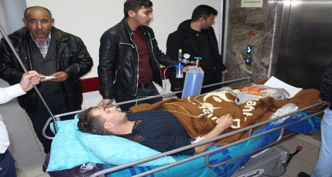 Nemrut Dağı güvenlik görevlisi donarak ölmekten son anda kurtarıldı