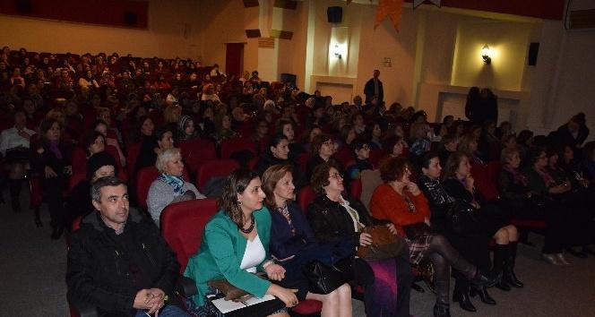 TMMOB'den kadına şiddete karşı eğitim