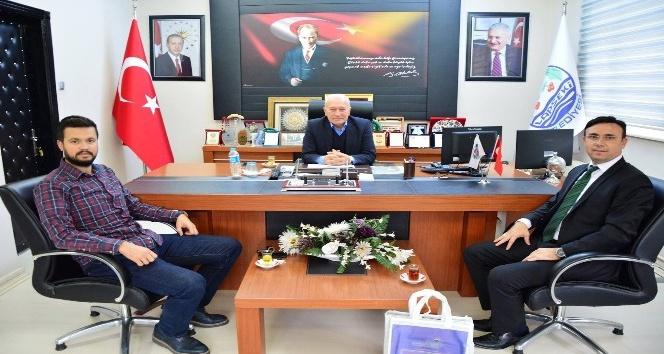 AFAD Müdürü Yılmaz Lapseki Belediyesi'ni ziyaret etti