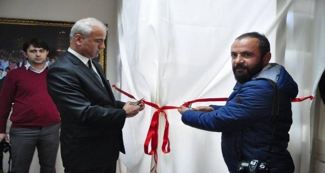 Kırıkkale'de 15 Temmuz demokrasi köşesi açıldı