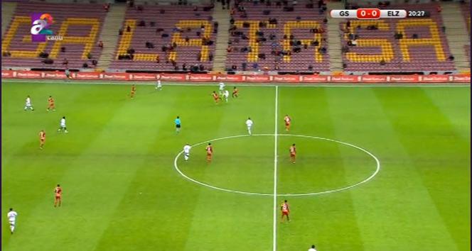 Galatasaray Elazığspor Türkiye kupası maçı A2 TV canlı online izle