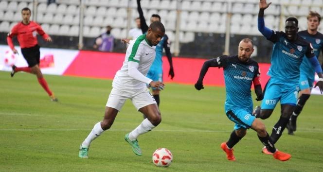 Manisadaki 6 gollük maçta kazanan çıkmadı