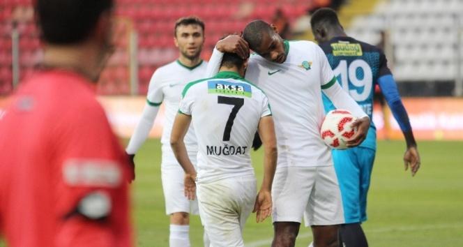 Akhisar Belediyespor, Bursaspor ile berabere kaldı