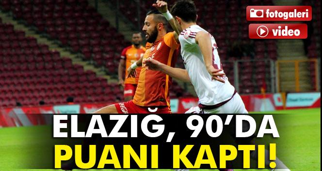 Galatasaray Elazığspor Türkiye Kupası maçı geniş özeti ve golleri izle