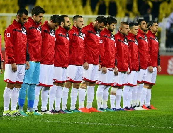 Fenerbahçe Gençlerbirliği maçı özel kareler