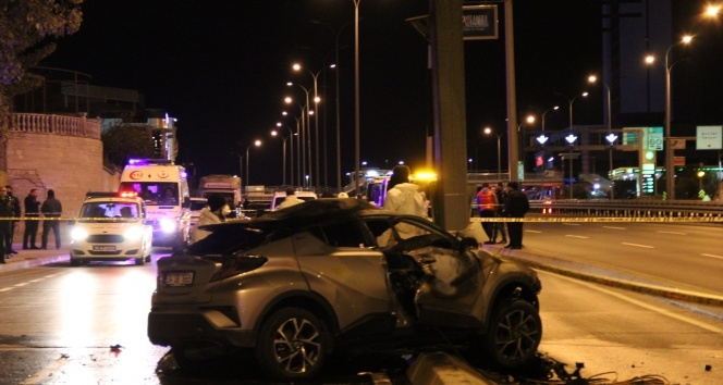 Avcılarda feci kaza: 2 ölü