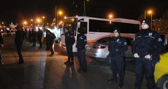 450 polisle huzur uygulaması