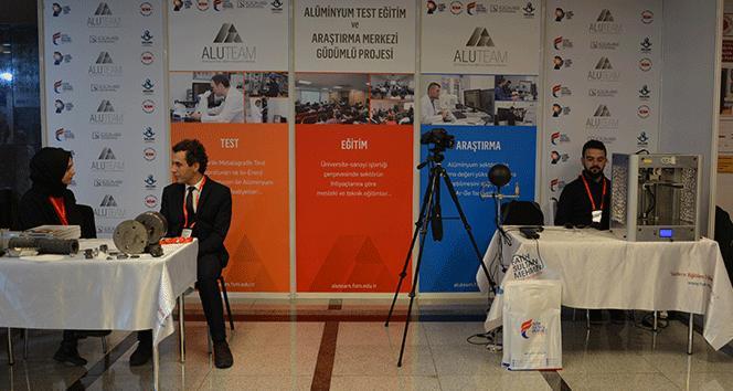 Türkiyedeki tek Alüminyum Araştırma Merkezi İnovasyon Zirvesinde