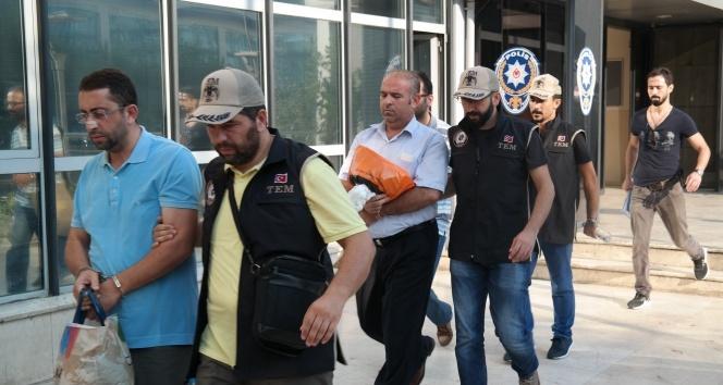 FETÖden tutuklanan 4 avukat iddiaları kabul etmedi