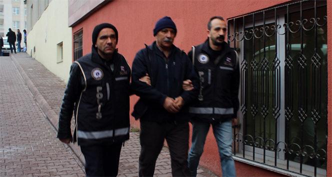 Kayseride PKK/KCK Operasyonu: 7 gözaltı