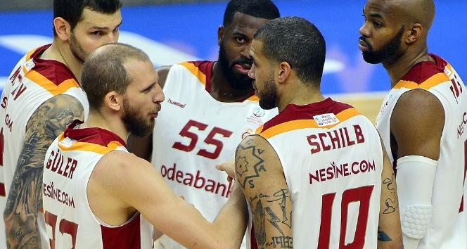 Galatasaray Odeabank, Baskonia deplasmanında