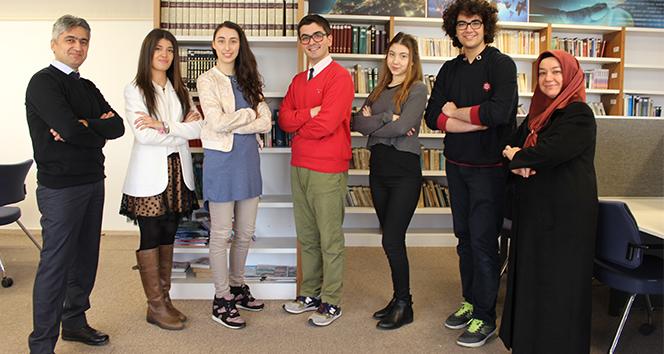Öğrenciler Avrupanın sorunlarına çözüm üretti