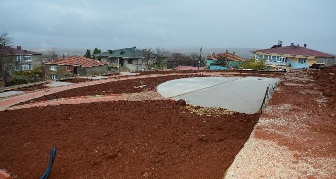 Hereke'nin yeni yaşam alanı Ahmed-i Hani Parkı olacak