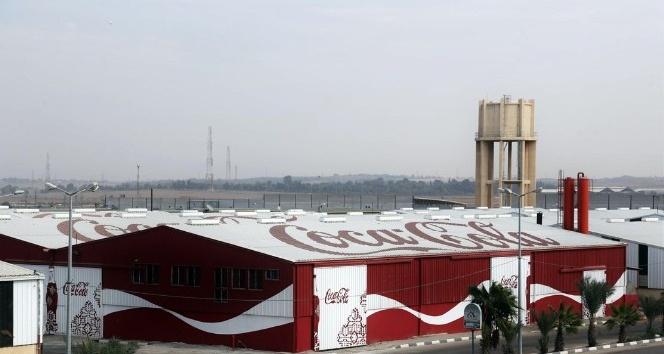 Coca-Cola Gazze'deki fabrikasının resmi açılışı yapıldı