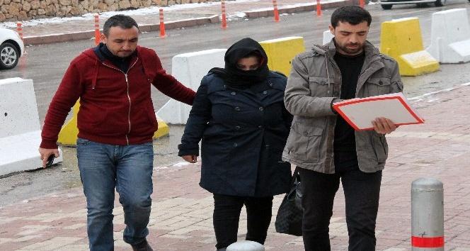 Yakalanması için ödül konulan dolandırıcı kadın Elazığ'da yakalandı