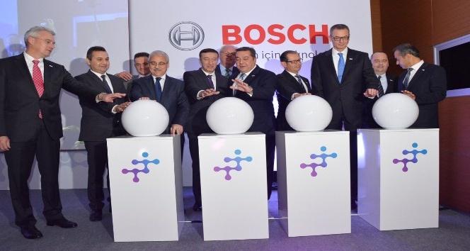 Bosch, Manisa'da Termoteknoloji ve İnovasyon Merkezi kurdu