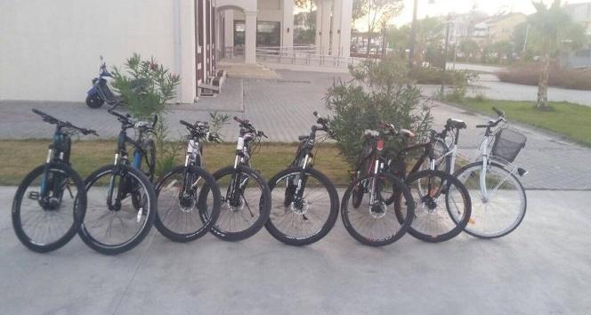 Fethiye'de bisiklet hırsızı yakalandı