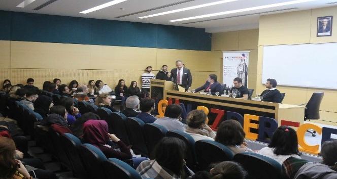 SAÜ'de 'Yıldızların altında ihracat zirvesi' adlı etkinlik gerçekleşti