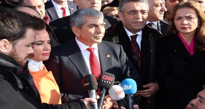 CHP İl Başkanı Canpolat savcıya ifade verdi