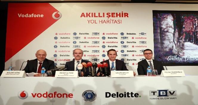 'Akıllı Şehir Yol Haritası' Bursa'da açıklandı