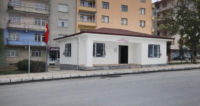 Elazığ Belediyesi'nden dört yeni muhtarlık ofisi