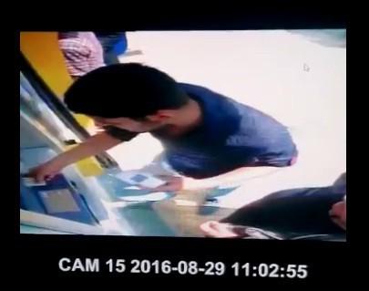 ATM dolandırıcısı yakalandı
