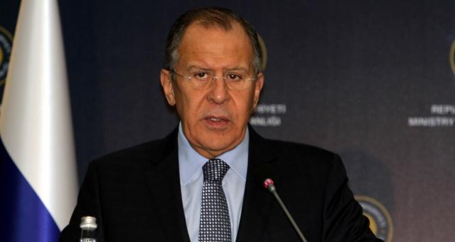 Lavrov: Suriye görüşmelerinde İsrailin çıkarları dikkate alınacak