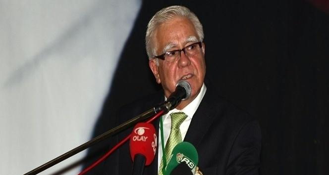 Faruk Çelik, Bursaspor'un divan toplantısına katılacak