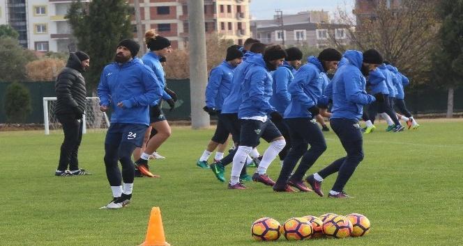 Akhisar Belediyespor, Gaziantespor maçı hazırlıklarına başladı