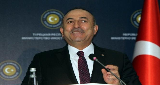 Dışişleri Bakanı Mevlüt Çavuşoğlu'ndan vize açıklaması: