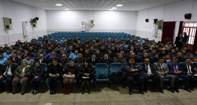 Büyükşehir'den Turgutlu personeline eğitim