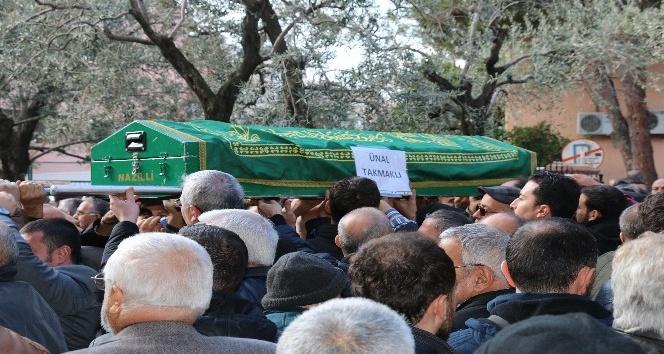 FETÖ'den tutuklu olduğu cezaevinde ölen iş adamı toprağa verildi