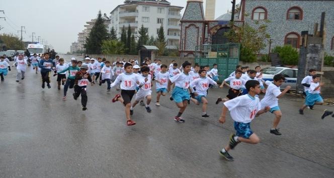 Adıyaman'da 1 Aralık Koşusu düzenlendi