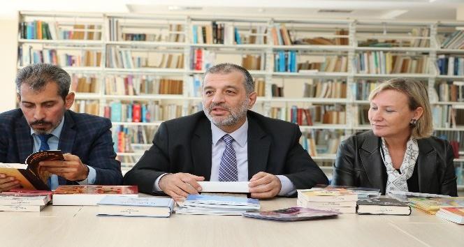İSTE'de 'okuma seansları' başladı