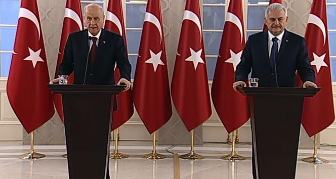 AK Parti ve MHP anlaştı! Başkanlık tamam