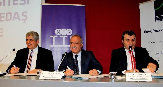 ARAS EDAŞ ve Atatürk Üniversitesi işbirliği protokolü yapıldı