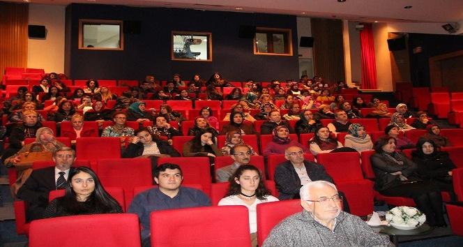'Çocukluktan Erişkine Kalp ve Damar Hastalıklarından Korunma' konulu konferans düzenlendi